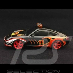Slot car Porsche 911 Carrera n° 11 1/32 Carrera 20030827