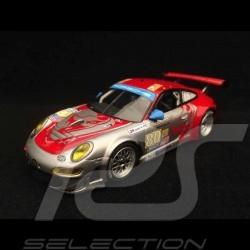 Porsche 911 type 997 GT3 RSR Le Mans 2009 n° 80 1/43 Minichamps 400096980
