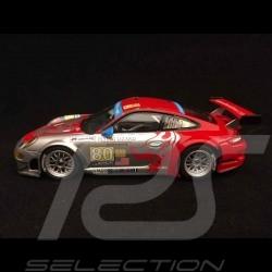 Porsche 911 typ 997 GT3 RSR Le Mans 2009 n° 80 1/43 Minichamps 400096980