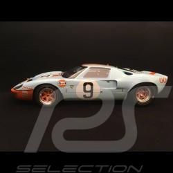 Ford GT40 Gulf n° 9 Le Mans 1968 1/12 CMR CMR12005 Vainqueur Winner Sieger