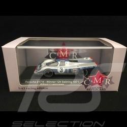 Porsche 917 K Sebring 1971 Martini n° 3 1/43 CMR CMR43010 Vainqueur Winner Sieger
