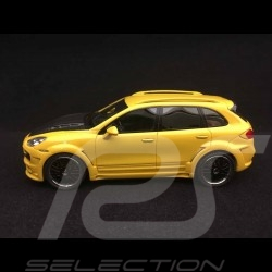 Porsche Cayenne Hamann Guardian 2011 yellow 1/43 Neo NEO45695