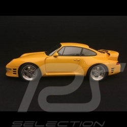Porsche 911 type 993 RUF CTR 2 Sport 1997 Speed yellow 1/18 GT Spirit GT141