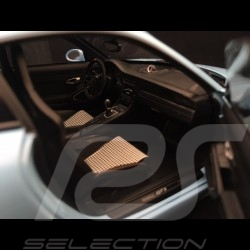 Porsche 911 type 991 GT3 1/18 Minichamps WAX02100034 bleu Gulf blue Gulfblau