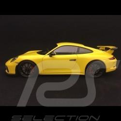 Porsche 911 GT3 type 991 Racing gelb 1/18 Minichamps WAX02100033