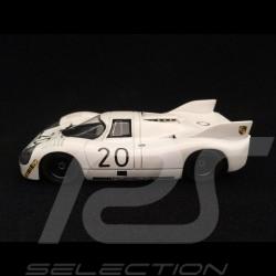 Porsche 917 / 20 tests 24h du Mans 1971 n° 20 1/43 MG Model Plus 91703