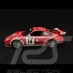 Porsche 911 GT3 RS type 996 Rallye Ardenne Bleue 2006 n° 14 Gordon 1/43 Minichamps 400066214