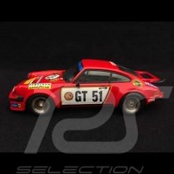 Porsche 934 RSR Sieger ADAC 1976 n° GT51 1/43 Minichamps 400766451