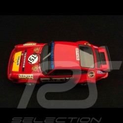 Porsche 934 RSR ADAC 1976 n° GT51 1/43 Minichamps 400766451 Vainqueur Winner Sieger