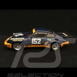 Porsche 911 Carrera RSR 3.0 Imola 1974 n° 152 1/43 Minichamps 430746952 Vainqueur Winner Sieger