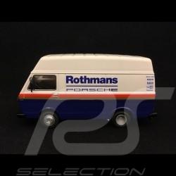 Volkswagen VW T3 LT Transporter Porsche Rothmans 1/43 Schuco 450368300