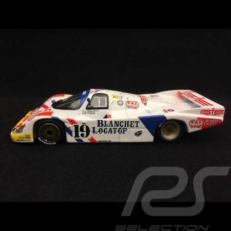 Porsche 956 L n° 19 Le Mans 1986 GFE 1/43 Minichamps 430866519