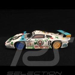 Porsche 911 GT1 Gunnar Porsche G99 Grand Am 2003 n° 6 1/43 Minichamps 400036876