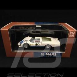 Porsche 906 L Le Mans 1966 n° 30 1/43 Minichamps 400666630 Vainqueur Winner Sieger