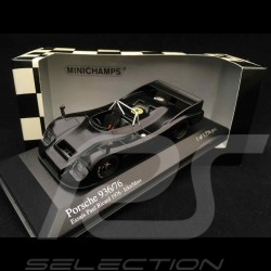 Porsche 936 Test Car Paul Ricard 1976 1/43 Minichamps 400766600