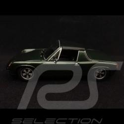 Porsche 914 6 2.0 1970 green 1/43 Minichamps 400065060