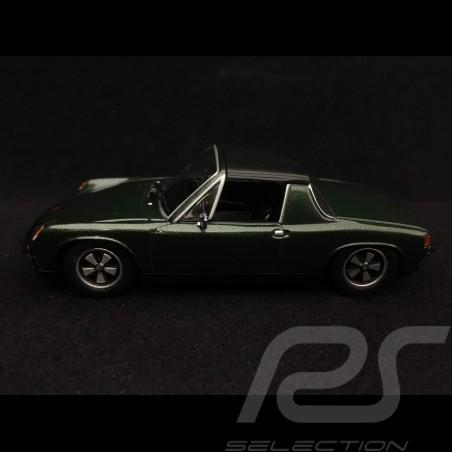 Porsche 914 6 2.0 1970 vert 1/43 Minichamps 400065060
