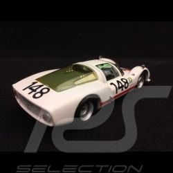 Porsche 906 K Targa Florio 1966 n° 148 Filipinetti 1/43 Minichamps 400666648 Vainqueur Winner Sieger