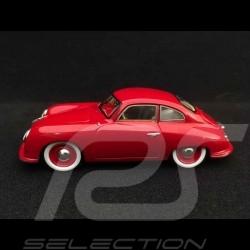 Porsche 356 pré A 1951 rouge 1/43 Spark S4919