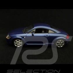 Audi TT Coupé 1999 bleu 1/43 Minichamps 13343C