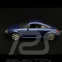 Audi TT Coupé 1999 blue 1/43 Minichamps 13343C