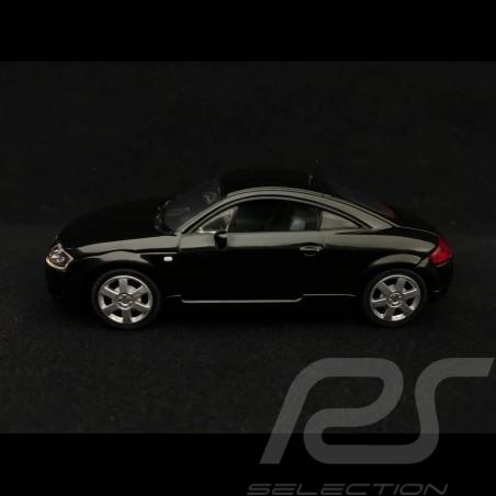 Audi TT Coupé 1999 noire 1/43 Minichamps 13343C