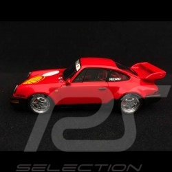 Porsche 911 Carrera RSR 3.8 Type 964 Test Paul Ricard 1993 Barth 1/43 Spark S2069