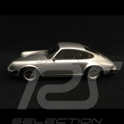 Porsche 911 Carrera 3.2 Coupe 1984 silbergrau 1/43 Spark S2038