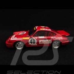 Porsche 911 typ 964 Carrera 2 Le Mans 1993 n° 40 1/43 Spark S2070