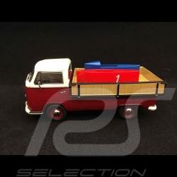 VW Combi T2a mit seifenkisten 1/43 Schuco 450333800