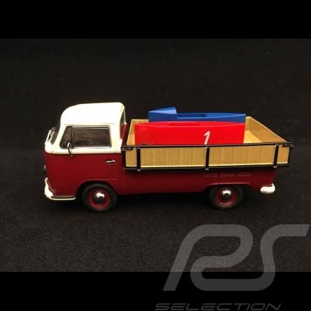 VW Combi T2a with soap boxes 1/43 Schuco 450333800