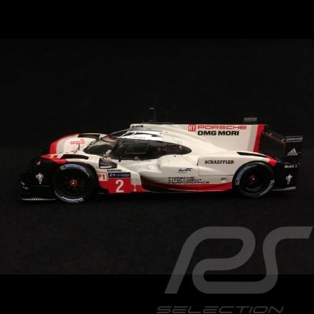 Porsche 919 Hybrid Winner Le Mans 2017 n° 2 LMP1 1/43 Spark MAP02031717