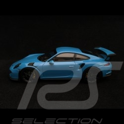 Porsche 991 GT3 RS 2014 Blue 1/43 Minichamps 410063221