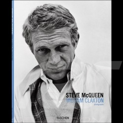 Steve McQueen par William Claxton Livre Book Buch