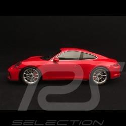 Porsche 911 GT3 type 991 Touring Package 2017 1/18 Spark WAP0211650J rouge indien Indian red Indischrot