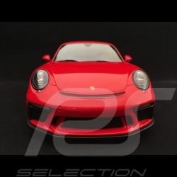 Porsche 911 GT3 type 991 Touring Package 2017 Indian red 1/18 Spark WAP0211650J