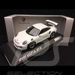 Porsche 991 GT3 RS weiß 1/43 Minichamps WAP0200110E