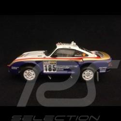 Porsche 959 Dakar 1986 n° 185 1/43 Minichamps 400866285