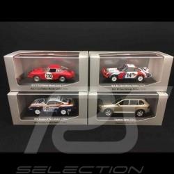 Set Porsche Offroad 911 / 959 / Cayenne 1/43 Minichamps WAPC20SET01