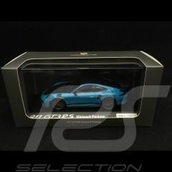 Porsche 911 GT3 RS type 991 Phase ll 2018 1/43 Minichamps WAP0201610J bleu Miami blue blau