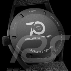 Montre automatique Automatic watch Automatikuhr Chrono Porsche 1919 Datetimer 70Y Sports Cars Porsche Design 4046901847777 WAP07