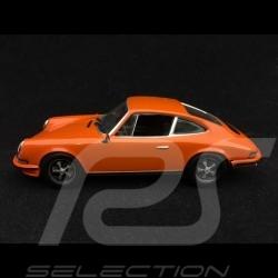 Porsche 911 2.4 S 1972 orange 1/43 Norev 790052