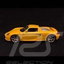 Porsche Carrera GT 2003 1/43 Autoart 58044 jaune Vitesse Speed yellow Speedgelb