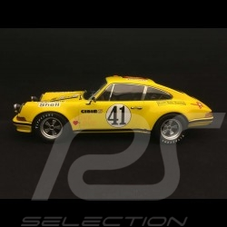 Porsche 911 S T Le Mans 1972 n° 41 Toad Hall Racing 1/18 Spark WAX02100035