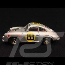 Porsche 356 Mexico Carrera Panamericana 1953 n° 153 Guatemala 1/43 Brumm S019