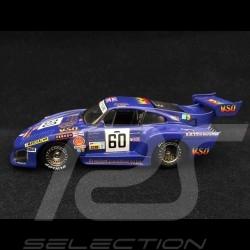 Porsche 935 K3 n° 60 Kremer VSD 1/43 Quartzo 3017 vainqueur winner sieger 24h du Mans 1982