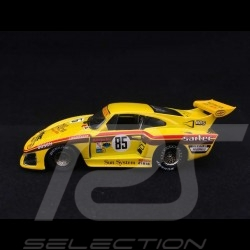 Porsche 935 K3 IMSA 24h du Mans 1980 n° 85 Sun System 1/43 Quartzo 3010