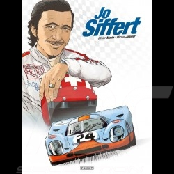 Book Comic Jo Siffert - french