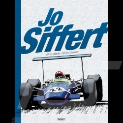 Book Comic Jo Siffert - Large format in french