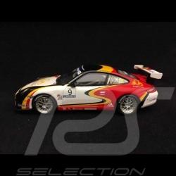 Porsche 911 GT3 Cup type 997 Supercup 2006 n° 9 Belgium 1/43 Minichamps 400066409
